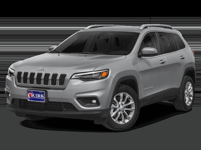 2019 JEEP Cherokee 4x4 Sport Utility