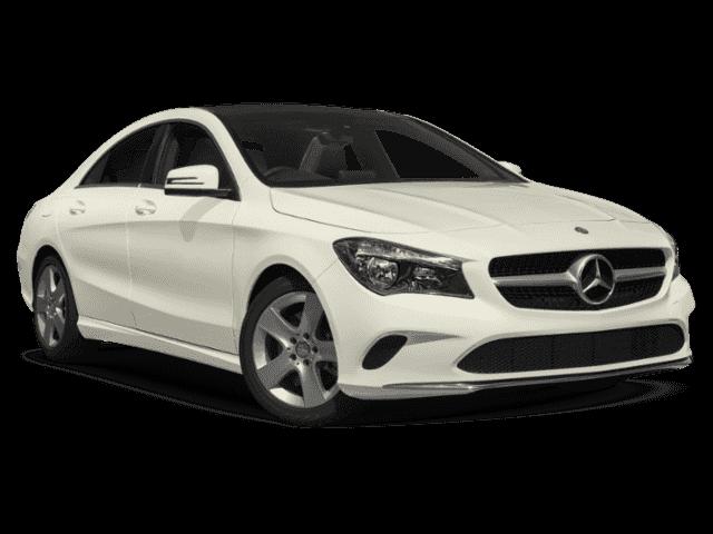 2019 Mercedes-Benz CLA 250 AWD 4MATIC®