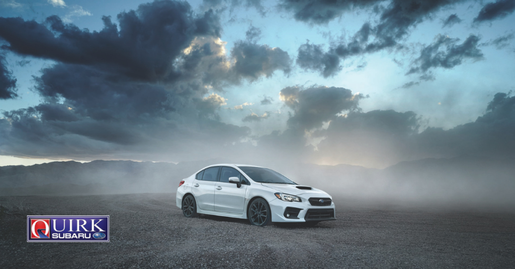 New 2019 Subaru WRX Premium AWD