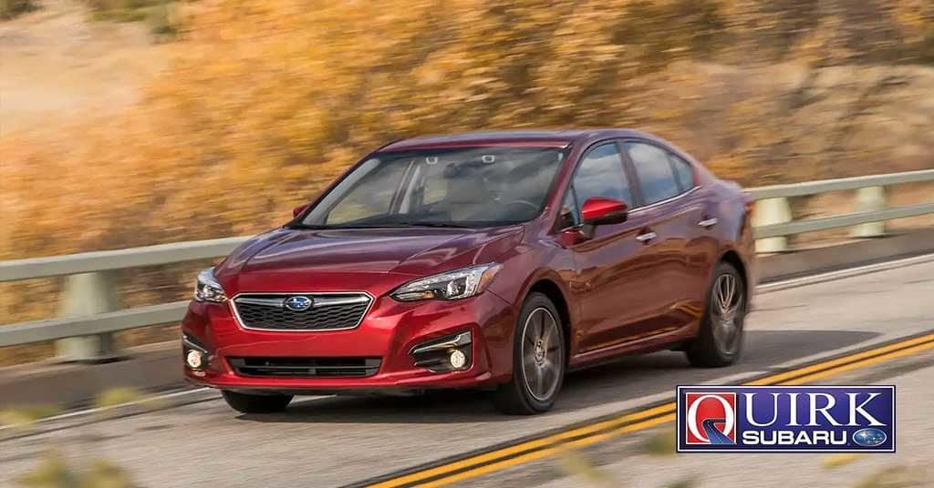 New 2019 Subaru Impreza 2.0i 4-Dr AWD