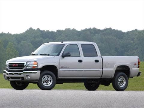 2005 GMC Sierra 2500