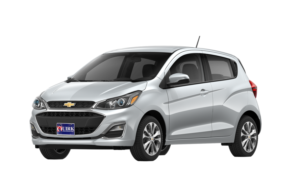New 2019 Chevrolet Spark LS FWD 4dr Car