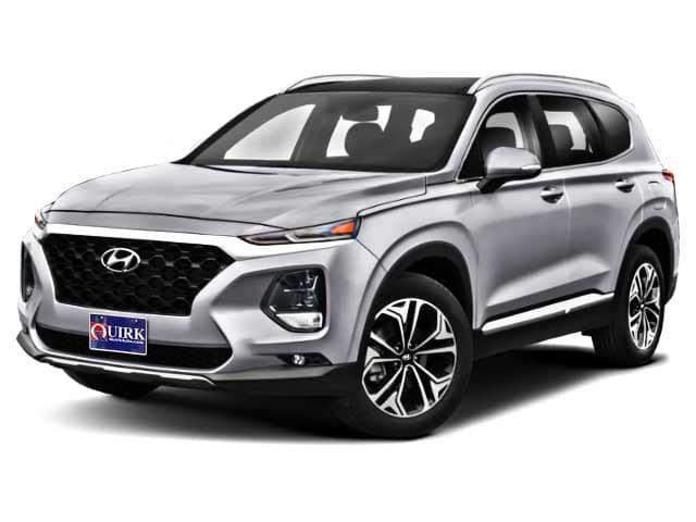 New 2019 Hyundai Santa Fe SE 2.4 AWD