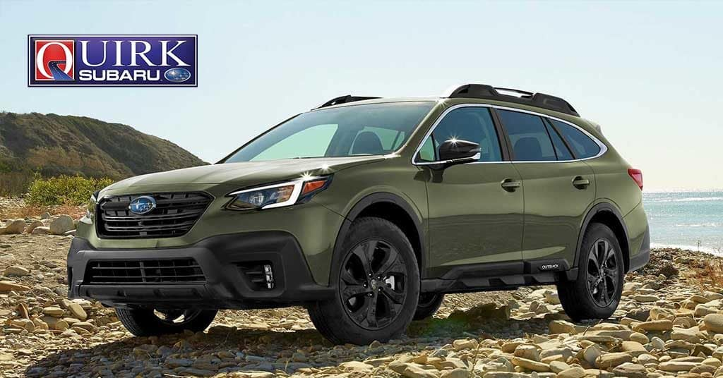New 2020 Subaru Outback AWD