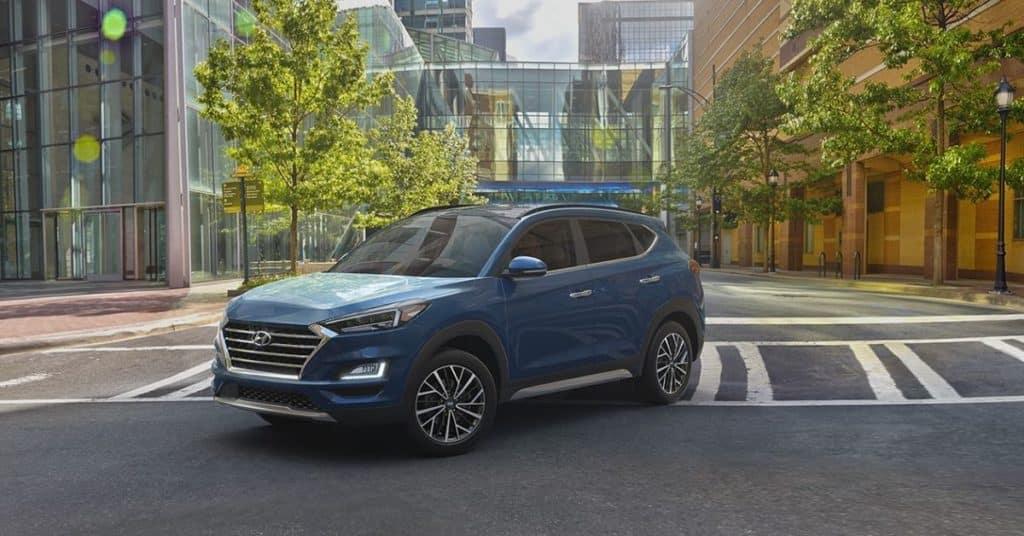 New 2019 Hyundai Tucson SE AWD