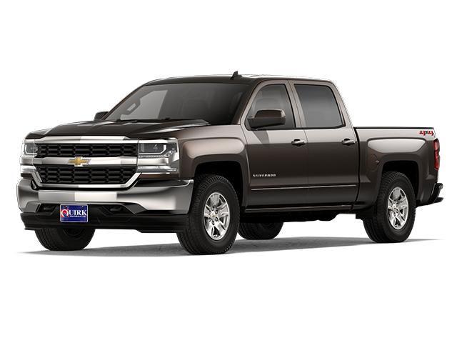 New 2018 Chevrolet Silverado 1500 LT 4WD