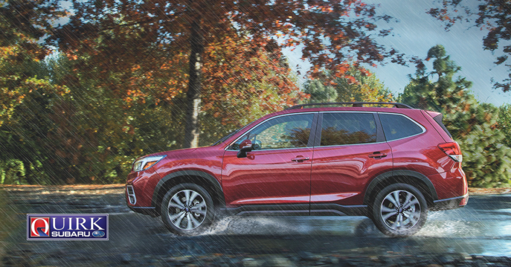New 2019 Subaru Forester AWD