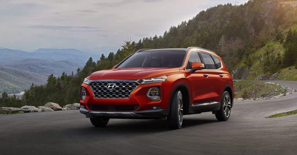 New 2019 Hyundai Santa Fe SE AWD