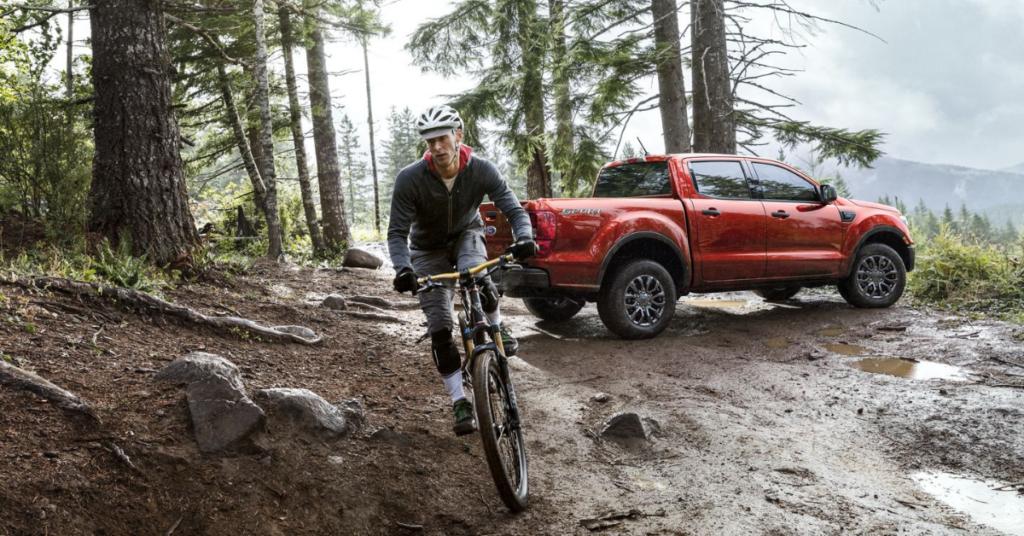 New 2019 Ford Ranger SuperCrew 4WD