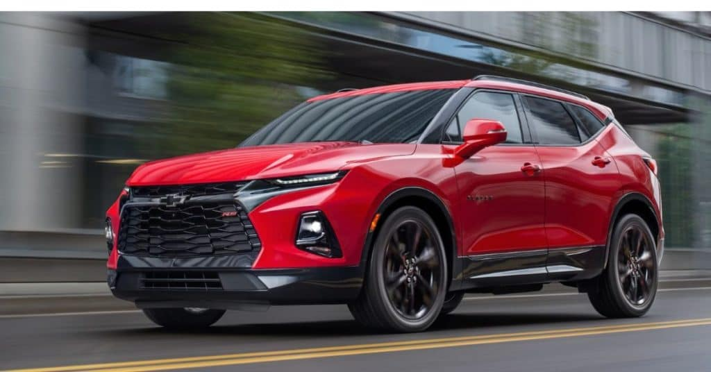 New 2019 Chevrolet Blazer 2LT AWD