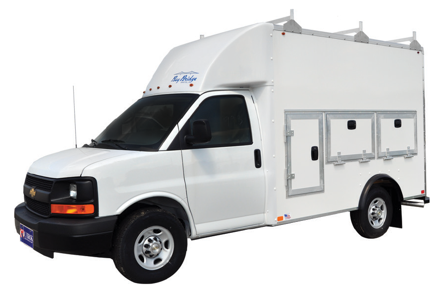 New 2018 Chevrolet Express Commercial Cutaway RWD Specialty Vehicle