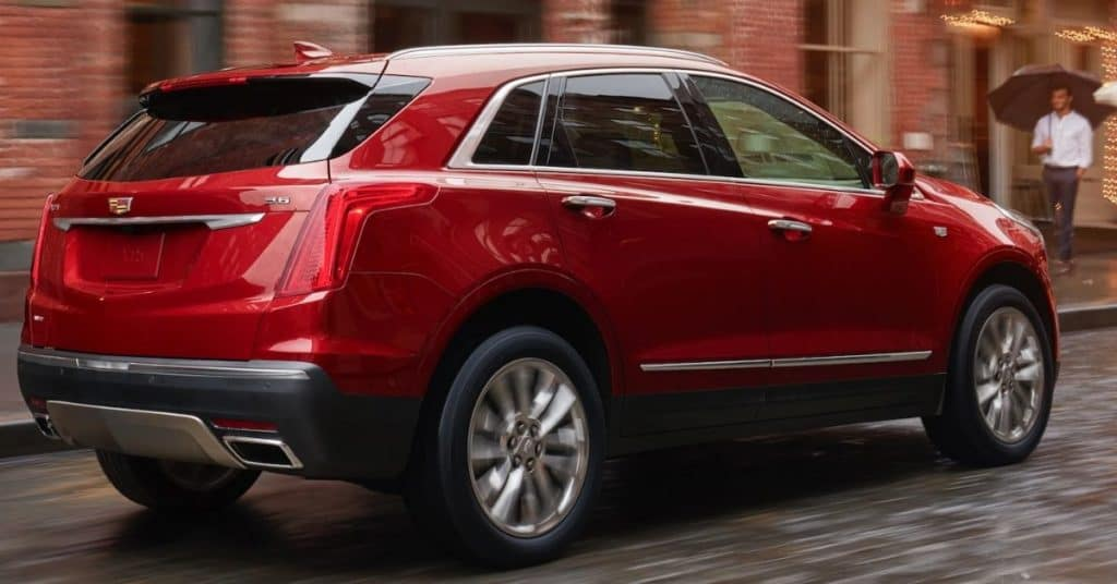 New 2019 Cadillac XT5 Luxury AWD AWD