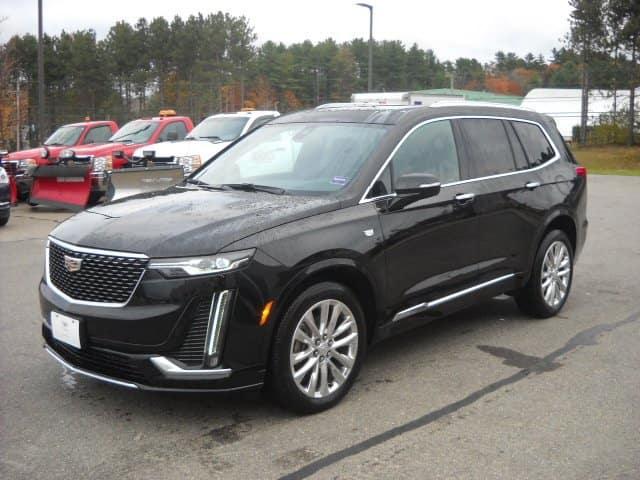 New 2020 Cadillac XT6 AWD