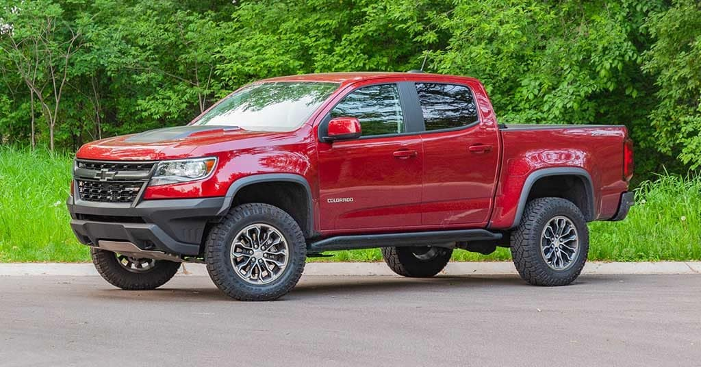 New 2019 Chevrolet Colorado 4WD
