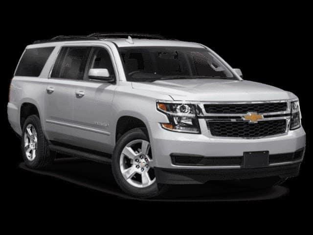 New 2019 Chevrolet Suburban LT 4WD
