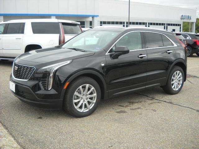 New 2019 Cadillac XT4 AWD