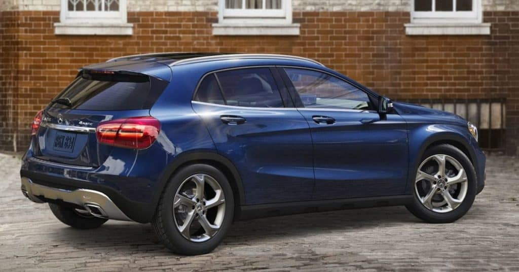 2019 Mercedes-Benz GLA250 AWD 4MATIC®