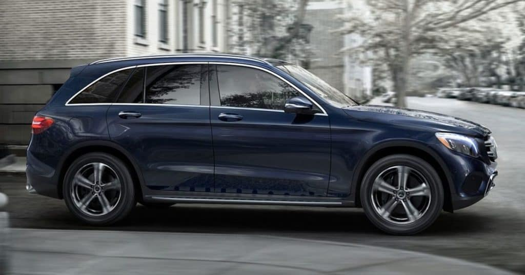 New 2019 Mercedes-Benz GLC300 AWD 4MATIC®