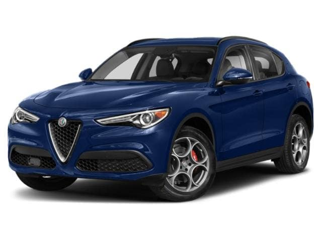 2020 Alfa Romeo Stelvio AWD SUV With Cold Weather Package