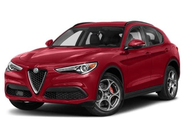 2021 Alfa Romeo Stelvio TI AWD SUV