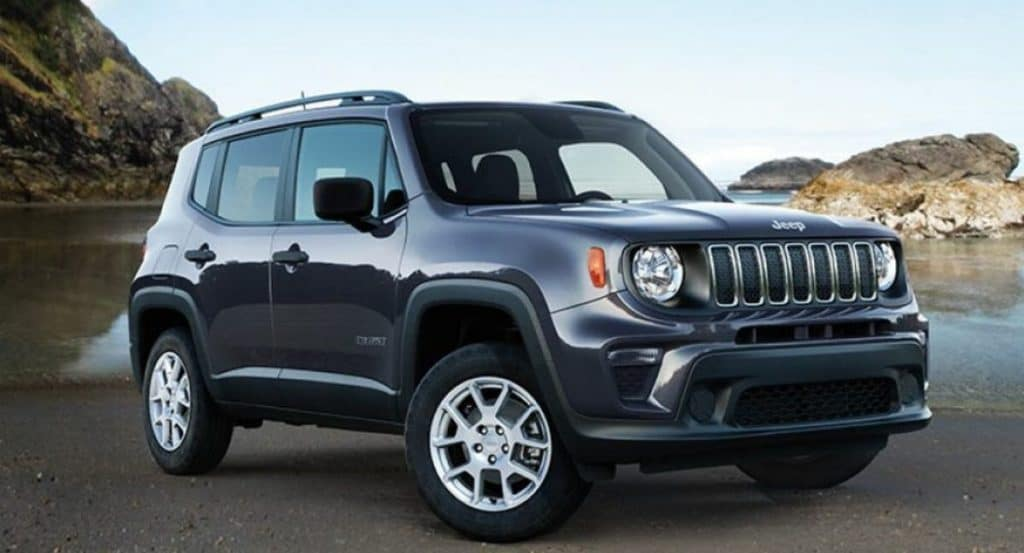 New 2018 Jeep Renegade Latitude FWD Sport Utility