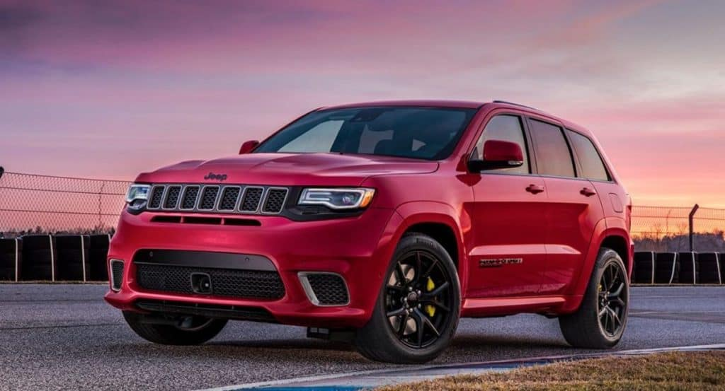 New 2018 Jeep Grand Cherokee Limited 4WD