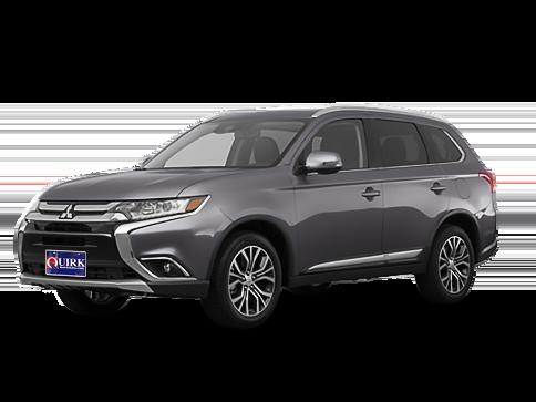 New 2018 Mitsubishi Outlander SE 4WD