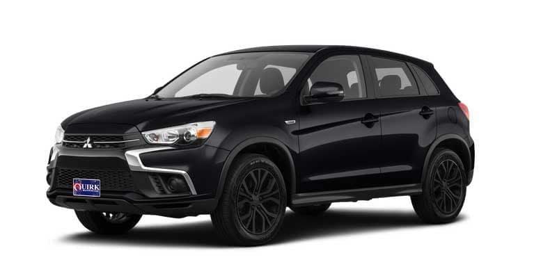 New 2018 Mitsubishi Outlander Sport LE 4WD
