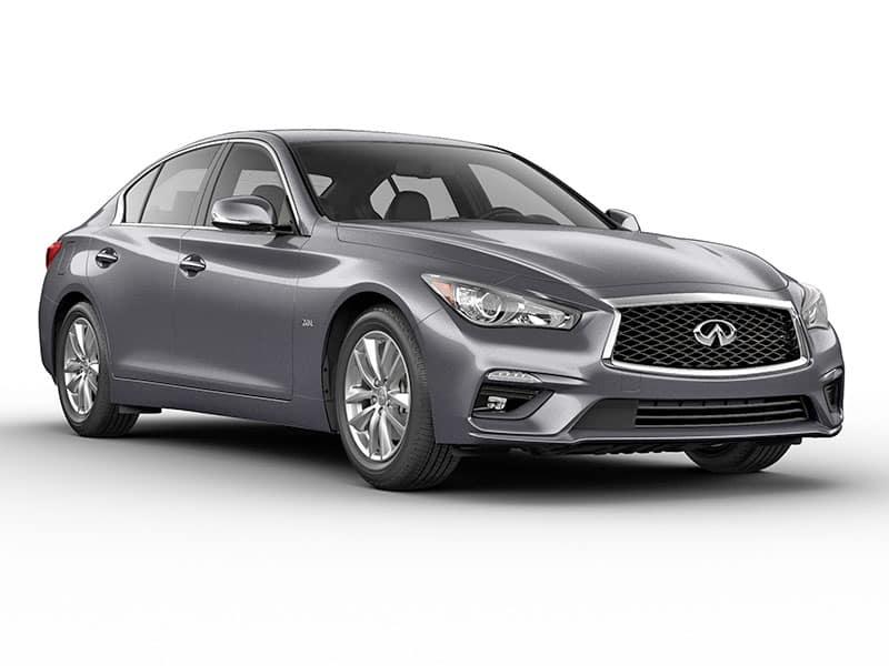New 2019 INFINITI Q50 2.0t PURE AWD AWD