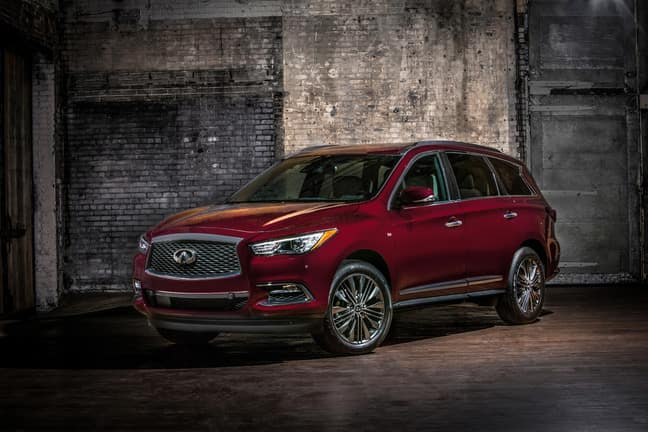 2019 INFINITI QX60 LIMITED NJ