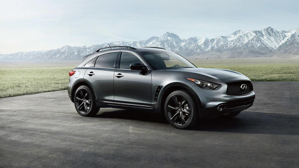 Infiniti Qx70 One Last Chance To Say Goodbye In New Jersey
