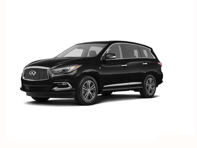New 2019 INFINITI QX60 LUXE AWD 4WD
