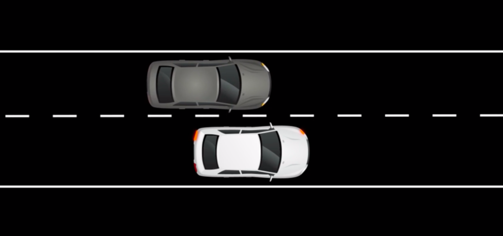 INFINITI QX60 Blind Spot Warning