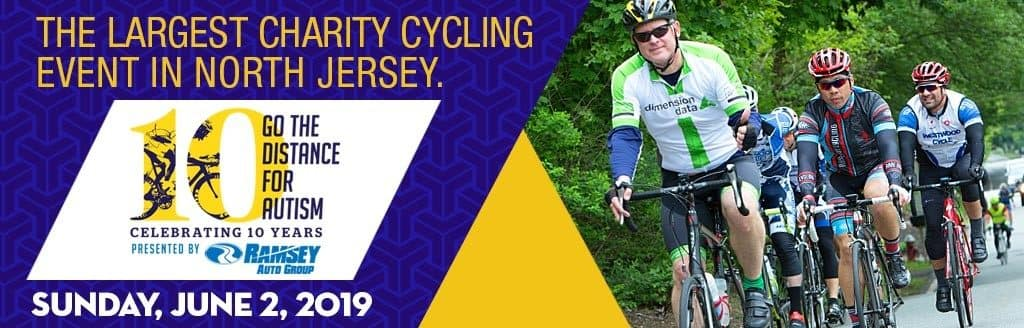 10th Annual Go the Distance For Autism Ride