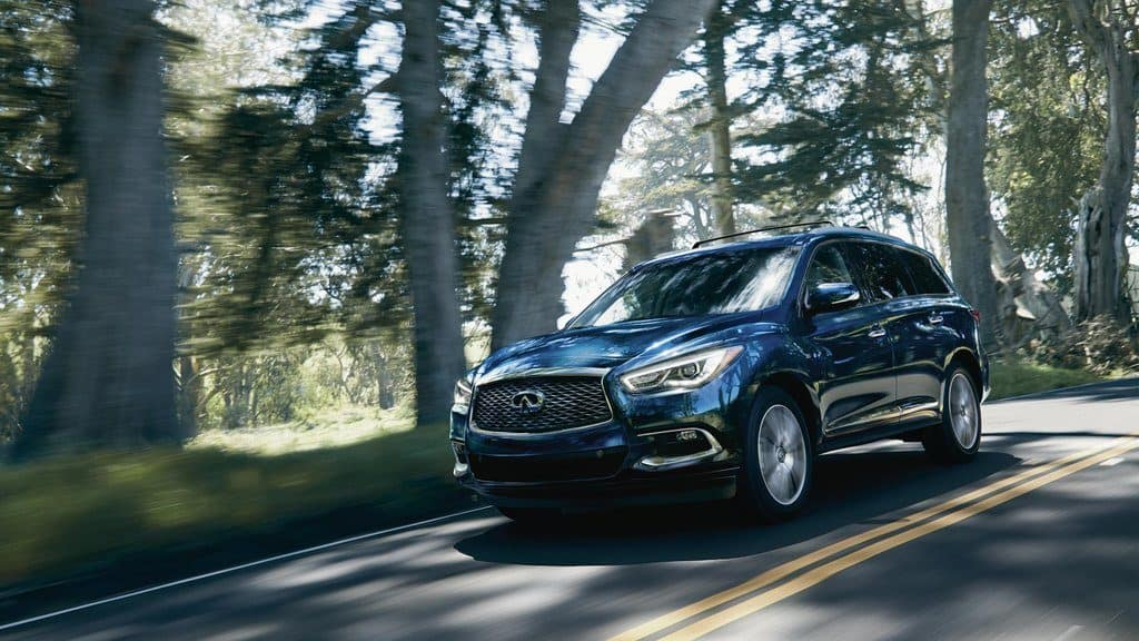 2019 INFINITI QX60 Awards