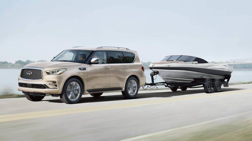 2019 INFINITI QX80 Awards
