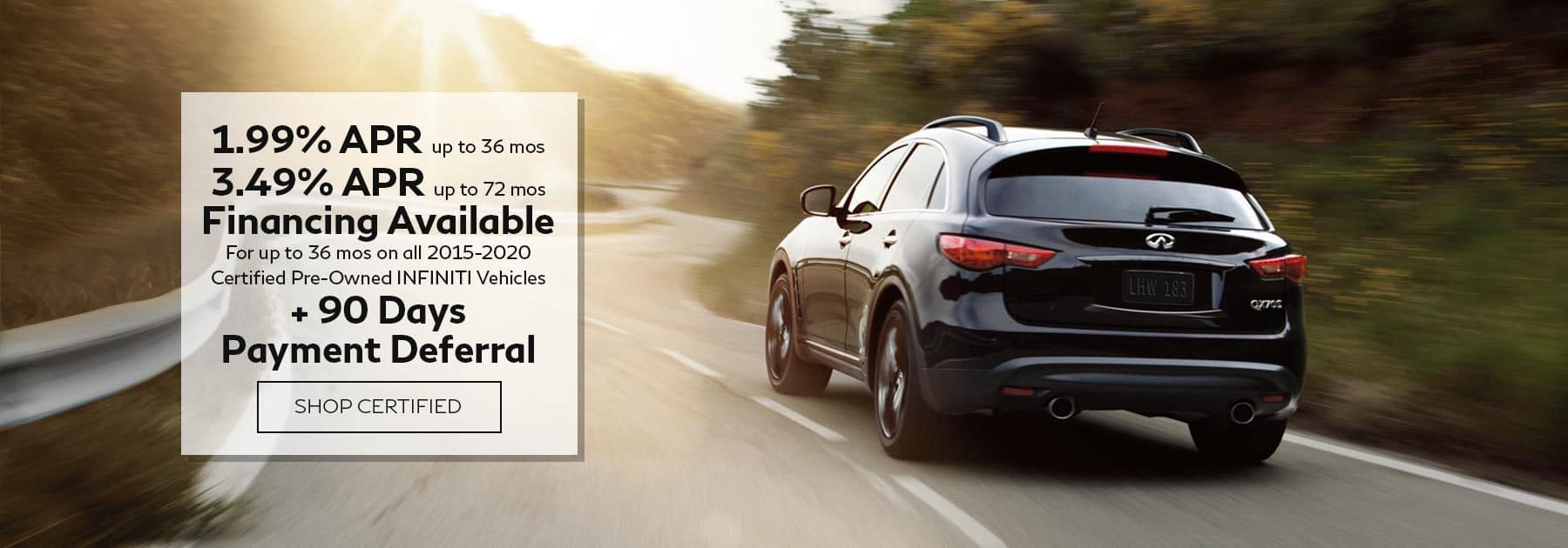 Certified preowned offers
