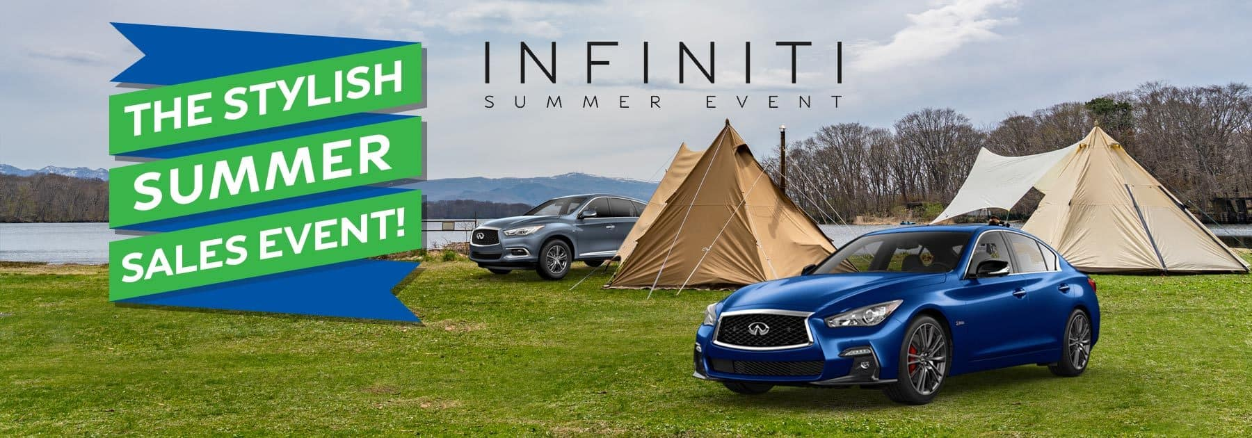 The Stylish Summer Sales Event Ramsey INFINITI