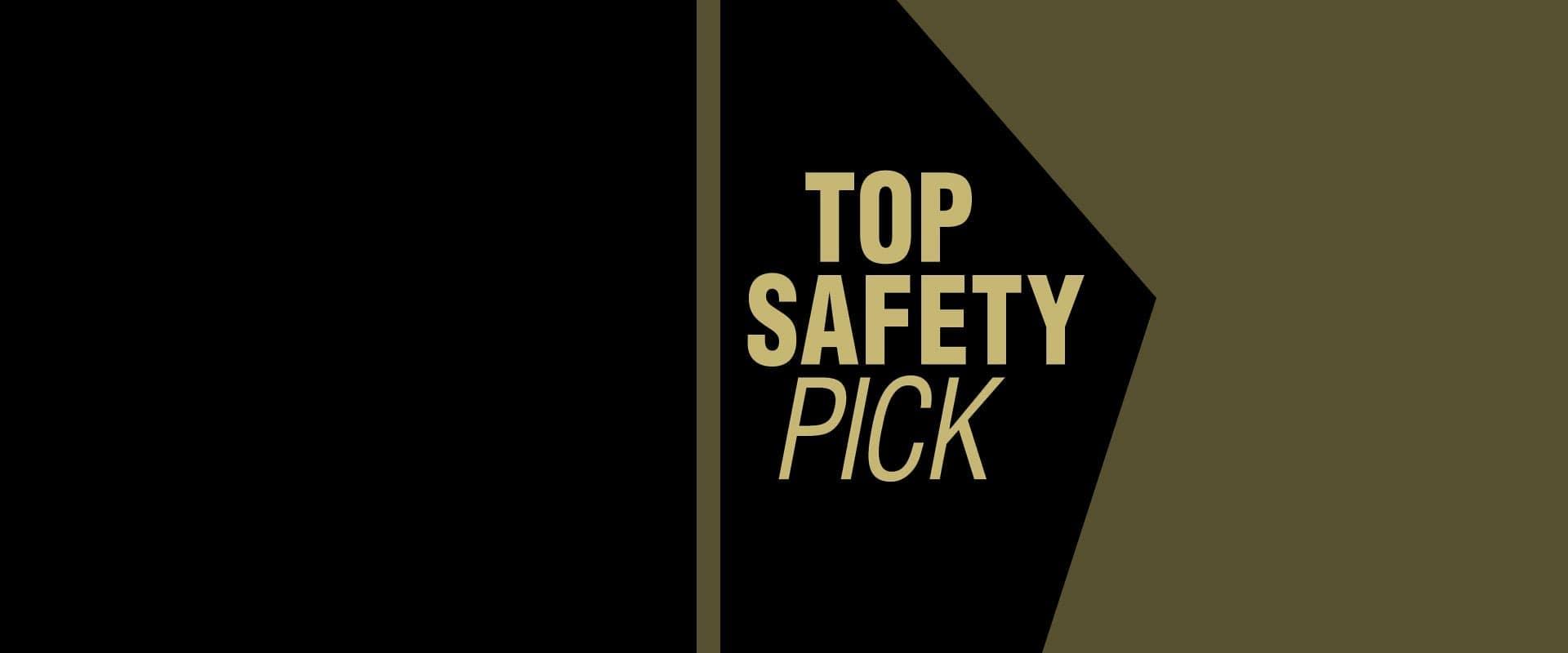 2020 INFINITI QX60 IIHS Top Safety Pick