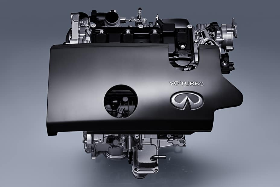 INFINITI VC-Turbo Wards 10 Best Engines