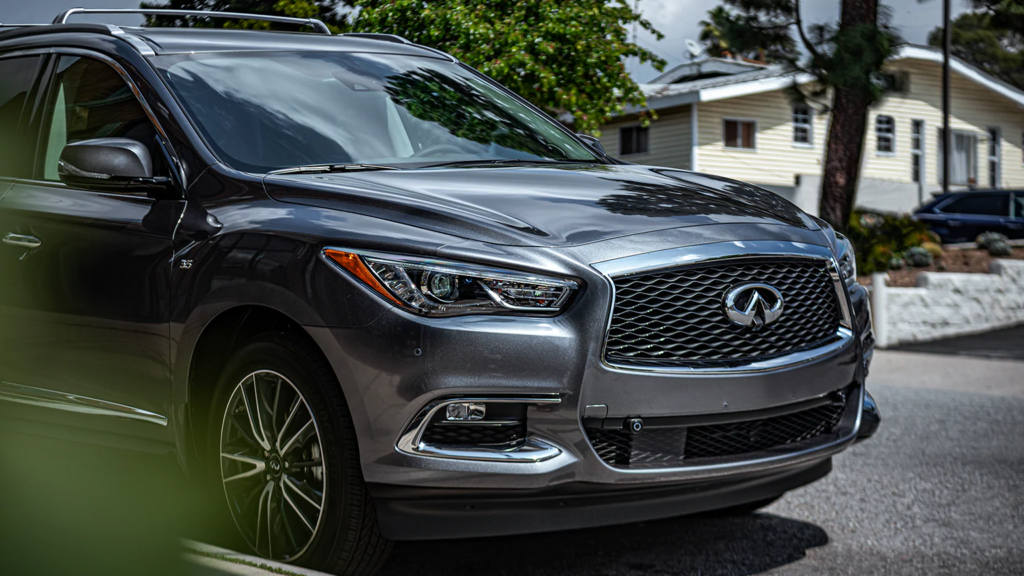 Used INFINITI QX60 Clifton NJ