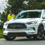 2021 INFINITI QX50 LUXE Appearance Package NJ