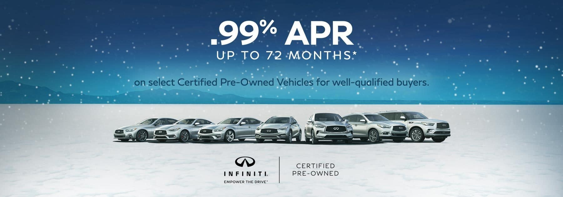 .99% APR Up to 72 months