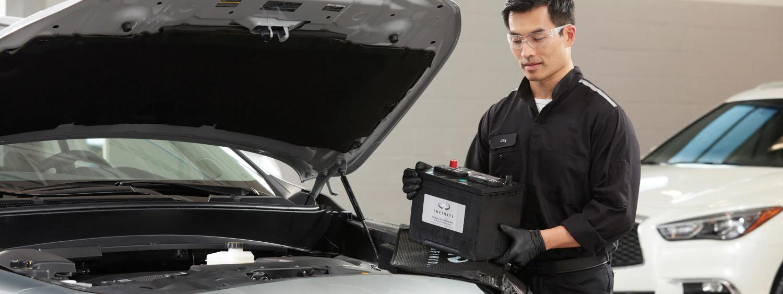 INFINITI Car Batteries NJ