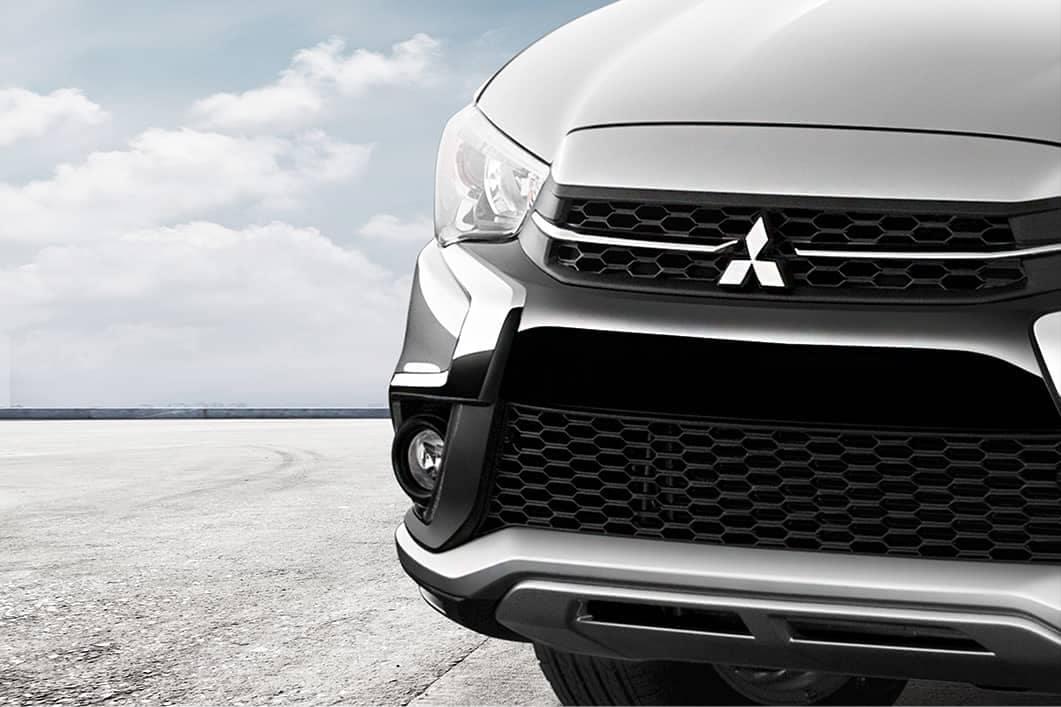 2019 Mitsubishi Outlander Sport front grille