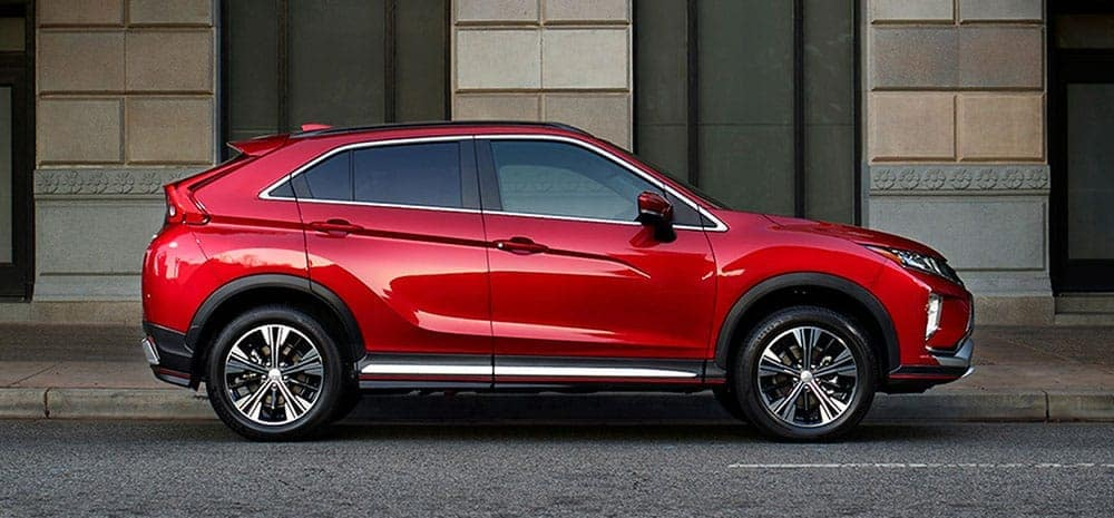 2019 Mitsubishi Eclipse Cross profile