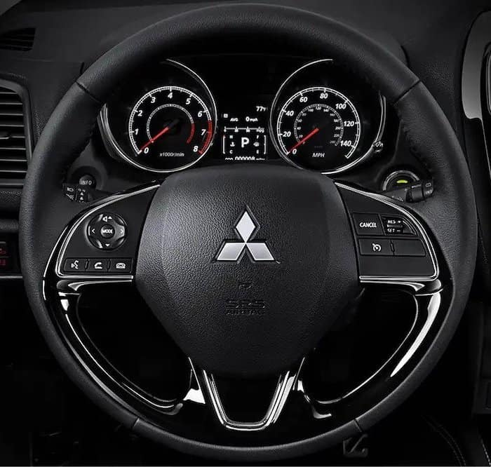 2019 Mitsubishi Outlander Steering Wheel