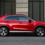 2019 Mitsubishi Eclipse Cross in profile