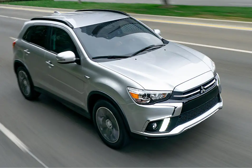 2019 Outlander Sport from the front