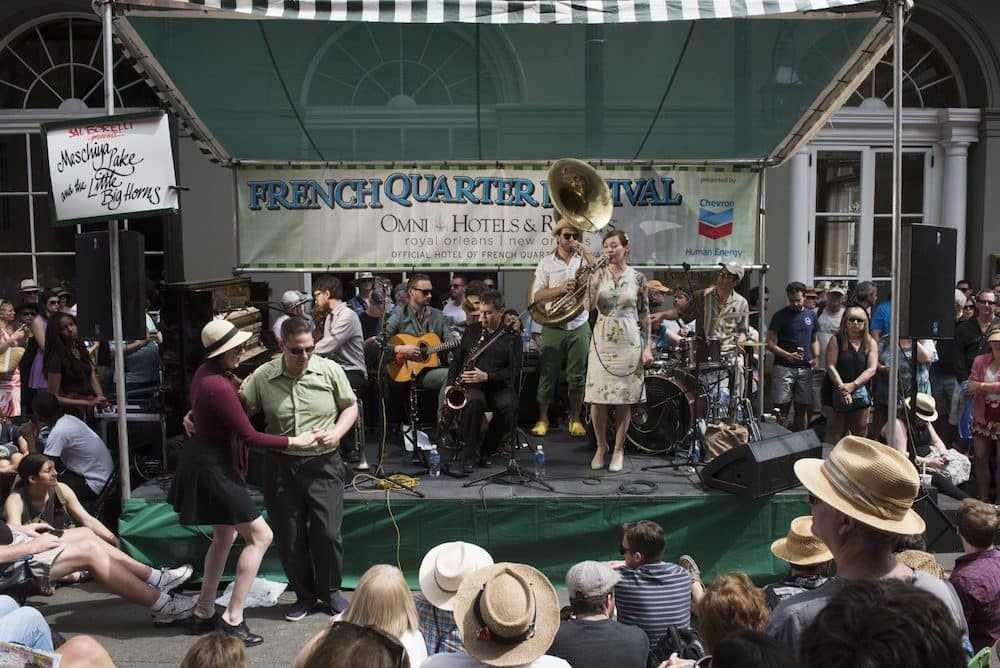 NOLA French Quarter Festival